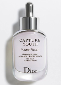 Dior CAPTURE YOUTH Plump filler age-delay plumping serum 30ml 1oz