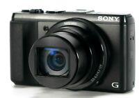 Sony DSC-HX50 Digital Camera 20.4MP, Zoom 30x Optical, 60x Digital