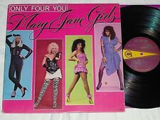 MARY JANE GIRLS-Only For You (1983) GORDY LP