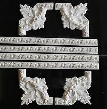 Acorn plaster Panel mould & corners