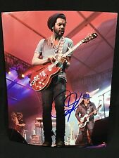 GARY CLARK JR SIGNED AUTOGRAPHED 8X10 PHOTO G SINGER GUITAR ROCK JR. COA
