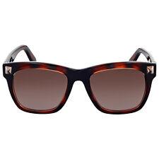 Valentino Havana Pyramid Stud Sunglasses