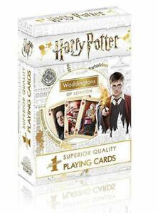 Harry Potter Waddingtons No 1 Playing Cards