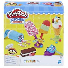 Play-Doh Kitchen Creations Frozen Treats Play Set - BRAND NEW