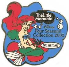 Disney M&P Four Seasons Collection Summer Ariel Pin