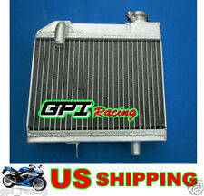 GPI R&LH SUZUKI RM125 RM 125 81-83 82 1981 1982 1983 aluminum radiator