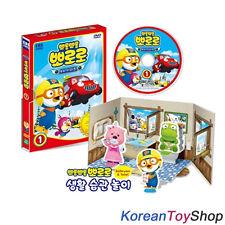 Pororo DVD Fourth Season 4 Series 1 Korean Audio Version English Subtitle