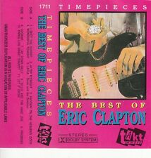 K 7 AUDIO (TAPE)  ERIC CLAPTON  *THE BEST OF*  (MADE IN POLAND)