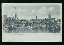 Hold-to-Light Pre - 1914 Collectable English Postcards