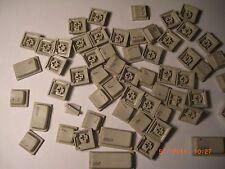 APPLE  IIc  1984 EARLY IIC KEYCAPS  (By Atlanta Photocircuits)      $5.00 LOT 10