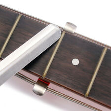 Guitar string separation tool, finger board or fret cleaning aid Luthier tool