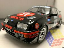 Coche FORD SIERRA RS COSWORTH - A. Vatanen #6 - Rally 1000 Lagos -1987  (1/18)