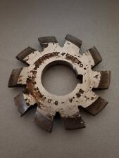 "Used Brown & Sharpe 4-8DP Involute Gear Cutter 26-34T .270"" Bore 1D-1163-Y1"