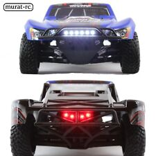 LED Lights Front And Rear V2 SLASH 1/10 4x4 2wd VXL XL-5 Traxxas by murat-rc