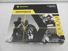 NEW KRYPTONITE Real Time GPS Based Security Locating System Motorcycle BIKE