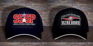 Ultraman Ultra 7 Seven SSSP Ultra Guard TDF Embro Cap Hat