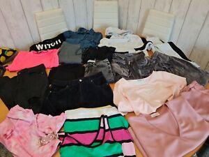 Bundle of Ladies Fashion Clothing Size 10 (17 items) Used Good Condition #B