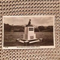 Dog on the Tucker Box, Gundagai - Vintage Real Photo Postcard