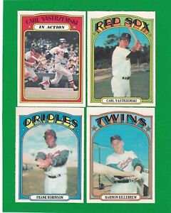 1972 O-pee-chee Complete Series 1 Set NM (1-263) Nice! OFFERS!