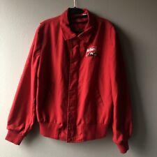 Vtg Marlboro Penske Team Indy Nascar Racing Jacket Bomber Vintage Size M