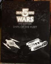 Babylon 5 Wars: Ships of the Fleet