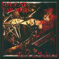 CD ALBUM EDITION LIMITEE DIGIPACK MYLENE FARMER POINT DE SUTURE RARE COMME NEUF
