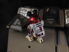 Hasbro Star Wars 3.75 Figure 1:18 R2-MK Disney Mickey Mouse Hat Astromech Droid