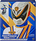 """Power Rangers Lightning Collection 6"""" - S.P.D. Omega Ranger and Uniforce Cycle"""
