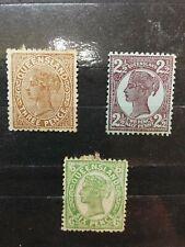 Australian Stamps -- Australian States