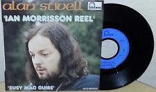 "ALAN STIVELL -IAN MORRISON REEL / SUSY MAC GUIRE- 1973 FRENCH 7"" SINGLE PS"