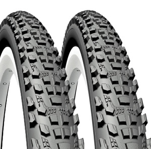 Pair of 27.5 Mountain Bike Tyres