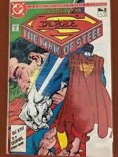 Superman: The Man of Steel #5 signed John Byrne DC Comics Mini-Series