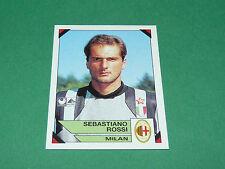 S. ROSSI AC MILAN ROSSONERI PANINI FOOTBALL CALCIATORI  1993-1994 CALCIO ITALIA
