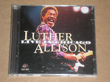 LUTHER ALLISON - LIVE IN CHICAGO - 2 CD U.S.A.