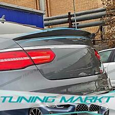 Schwarz Glanz Heckspoiler Spoiler Lippe für Mercedes Benz GLE Coupe C292 SUV 15+