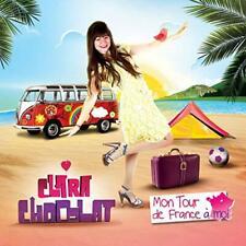 CD NEUF scellé - CLARA CHOCOLAT - MON TOUR DE FRANCE A MOI -C10
