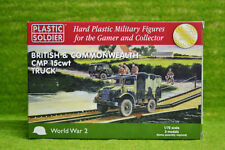 Plastic Soldier Company WW2 BRITISH COMMONWEALTH CMP 15CWT TRUCK 20mm 1/72nd