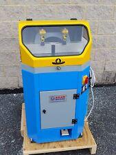 *b153* ASLAN MACHINE Automatic Straight & Miter Upcut Saw for Aluminum