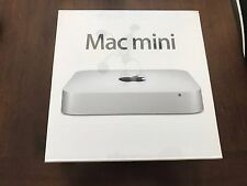 New & Sealed Late 2012 Apple Mac Mini i7 Quad-Core 2.3Ghz 4GB 1TB HDD MD388LL/A