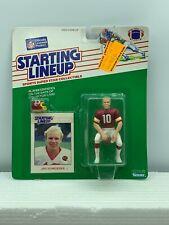 1988 Starting Lineup Football Jay Schroeder Washington Redskins Collectible NIB
