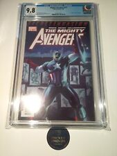 MIGHTY AVENGERS #13 CGC 9.8 1st Secret Warriors, Secret Invasion MCU HTF 🔥 🔥