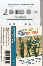 THE VENTURES cassette K7 tape GOLDEN GREATS