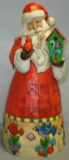 Jim Shore Santa No Place Like Home For Christmas 4034363