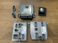Mercedes Benz C Class W205 Keys ECU START BUTTON MODULES ECU ECM 2749000800