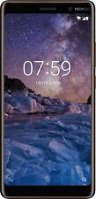"""Nokia 7 PLUS SMARTPHONE (6.0"""") 64gb (Senza SIM-lock) nero (Dual Sim)"""