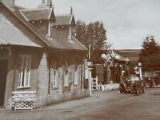 More details for   p7h23  postcard dalwhinnie   petrol station
