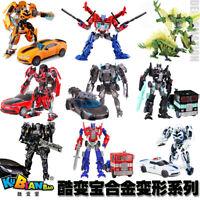 Transformers Stinger Autobots Optimus Prime Bumble Bee Robots Action Figure