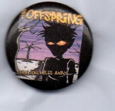 THE OFFSPRING Million Miles Away BUTTON BADGE AMERICAN PUNK ROCK BAND 25mm PIN