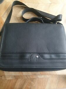 MONT BLANC leather Laptop bag great condition