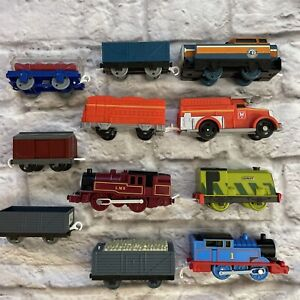 Thomas The Train & Friends Trackmaster Motorized Lot (untested) Lot #2